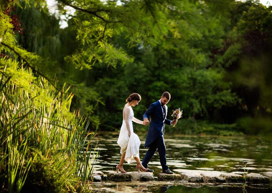 11 aspectos que agradecerás haber planificado antes de tu boda