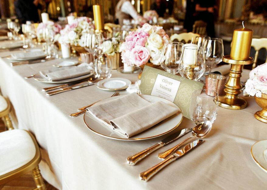Detalles que serán auténticas sorpresas para tus invitados: los 5 imprescindibles