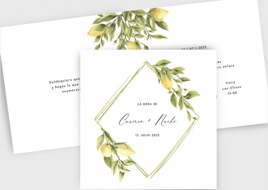 Texto invitaciones de boda: claves para redactarlas