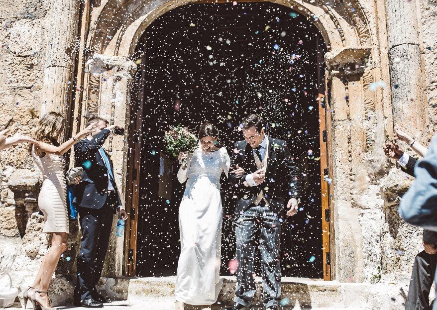 Testigos de boda civil: todo lo que necesitas conocer sobre ellos