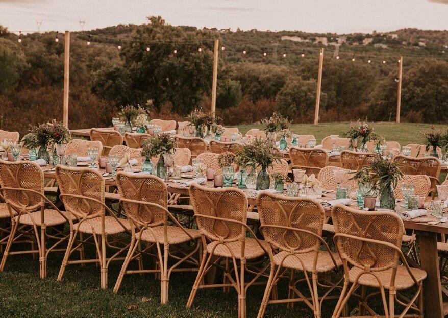 Creativo, perfeccionista y detallista: así es el trabajo de Our Big Day, wedding planners con experiencia