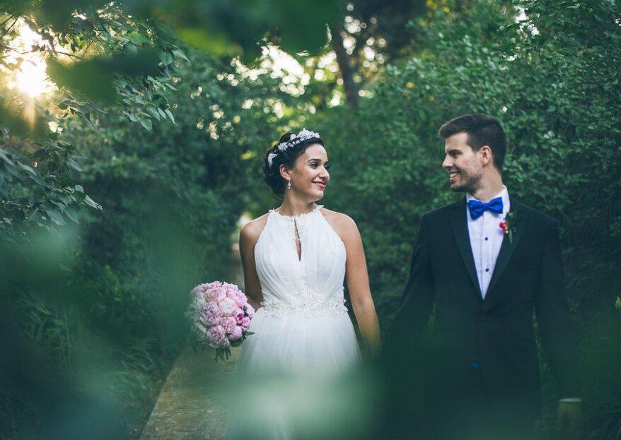 Confía en El Tercer Día y triunfa con unas fotografías de boda que se salen de la norma