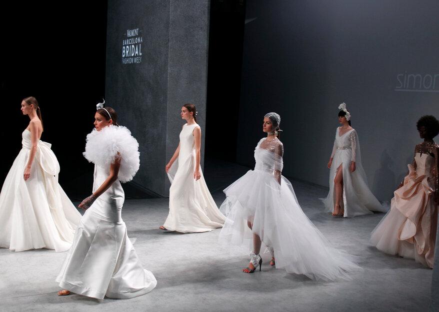 Valmont Barcelona Bridal Fashion Week 2020 ya está aquí