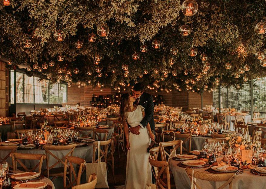 Entre tonos pastel tiene el ingrediente secreto para que vuestra boda sea un éxito