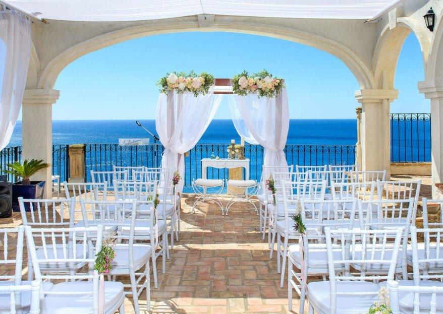 Los 8 mejores hoteles para bodas en Alicante