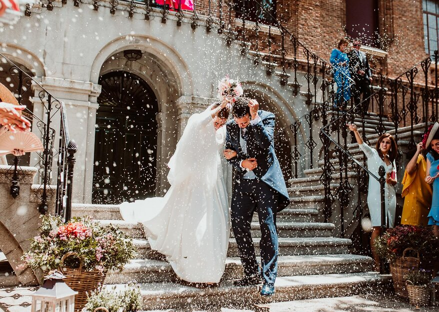 8 emociones que sentirás al ver tus fotos de boda