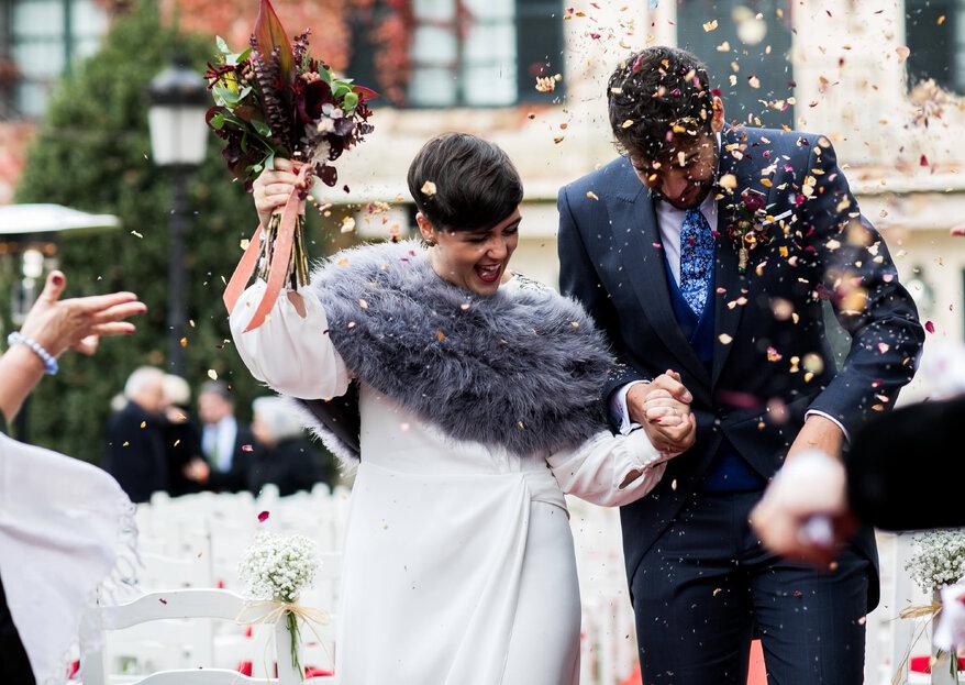 Soñar contigo: la boda de Amelia y David