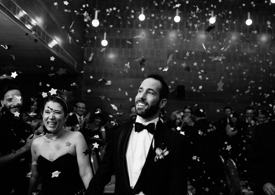 10 alternativas al arroz en la boda: ideas muy top