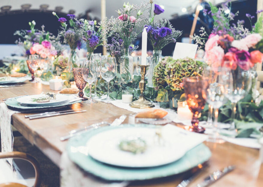 10 cosas que olvidarás si no cuentas con un wedding planner en tu boda