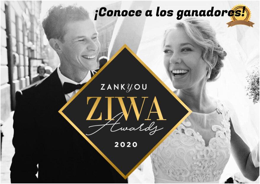 Descubre los ganadores de los Premios ZIWA 2020