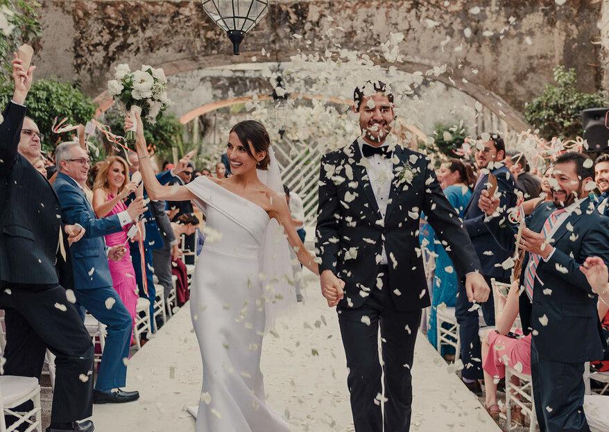 Los 11 aspectos que tienes que tener en cuenta para celebrar una boda de lujo