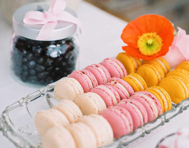 Tartas y dulces para bodas en Córdoba