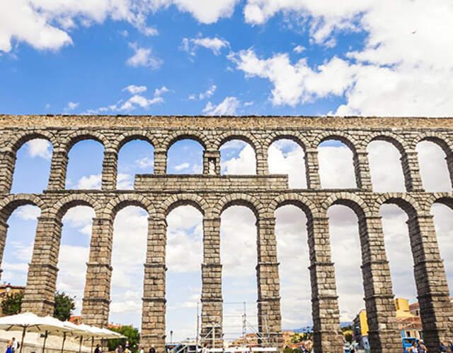 Organiza tu boda en Segovia