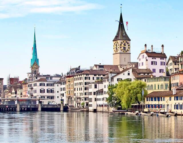 Organiza tu boda en Zürich