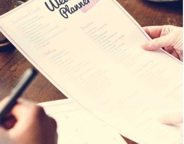 Wedding planners online