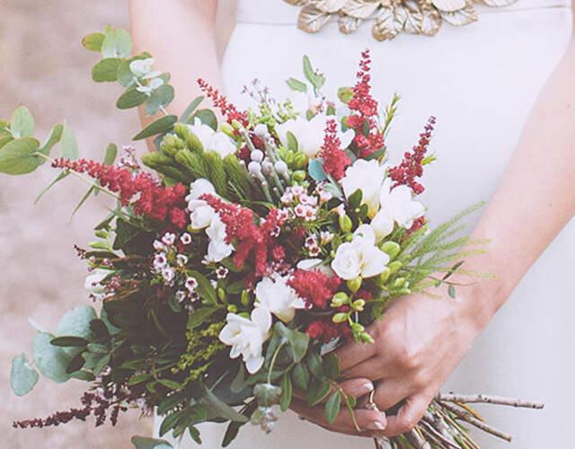 Flores para bodas en Valladolid