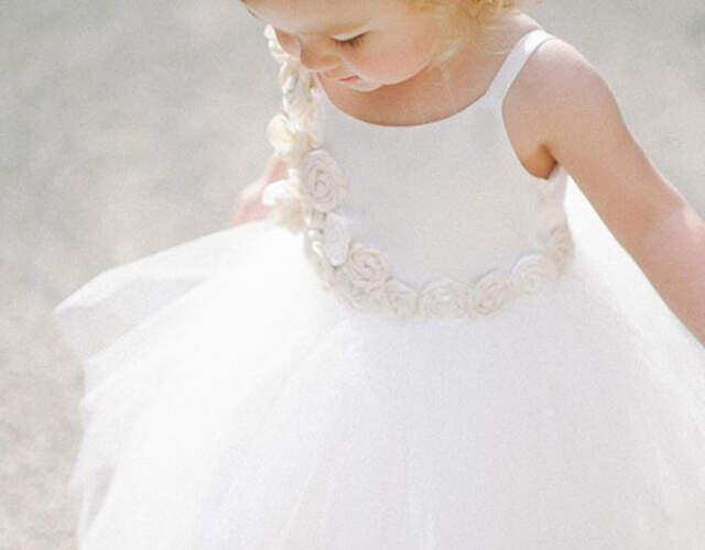Ropa de niños para bodas en Madrid