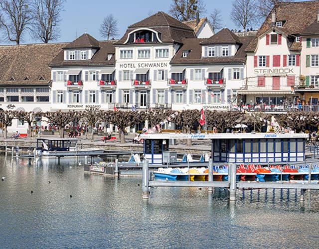 Organiza tu boda en St. Gallen