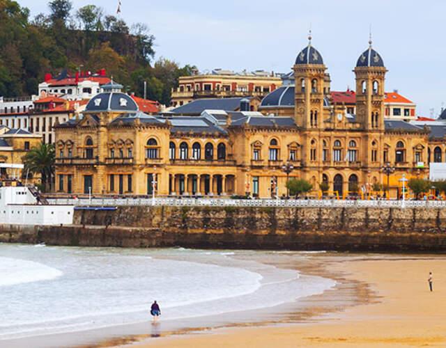 Organiza tu boda en San Sebastián