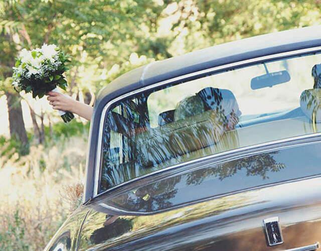 Coches para bodas en Murcia
