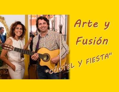 """Arte y Fusión """"Cóctel y Fiesta"""""""
