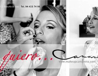 Make Up Camarena