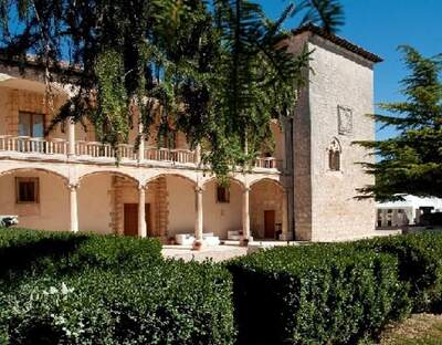 Palacio de Saldañuela