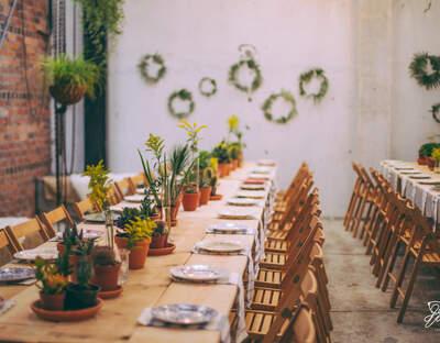 Huis Clos interiorismo y diseño de eventos