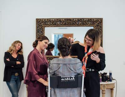 Mireia Costa Makeup Artist