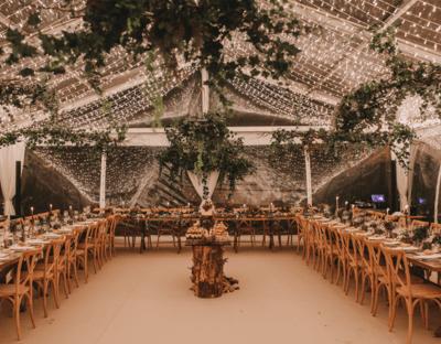 Nature Elements Eco Wedding Planner